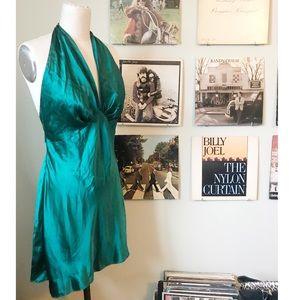 NWT Vintage Victoria's Secret Silk Nightgown Dress